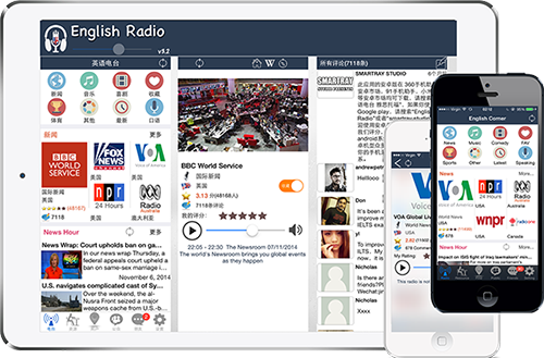 Learning english radio stations online streaming